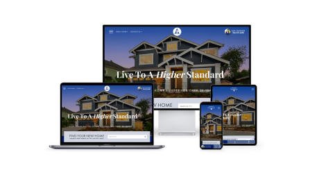Home Builder Websites for American Classic Homes