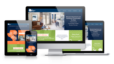Home Builder Websites for A&G Management