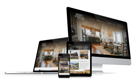 Home Builder Websites for Brown Haven Homes