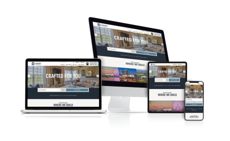 Home Builder Websites for Caruso Homes
