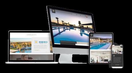 Home Builder Websites for Cole West