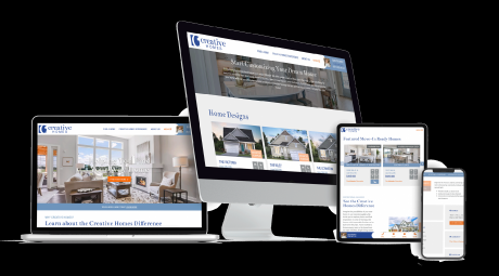 Home Builder Websites for Creative Homes