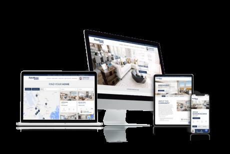 Home Builder Websites for Fieldstone Homes