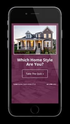 Home Builder Websites for M/I Homes
