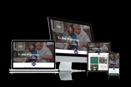 Home Builder Websites for Rockwell Homes