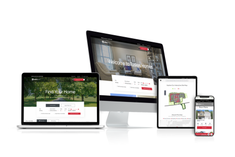 Home Builder Websites for Tuskes Homes