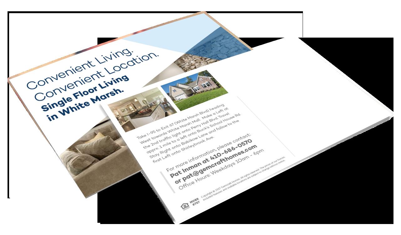 Home Builder Website Design for