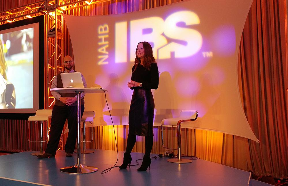 NAHB International Builders Show Speakers