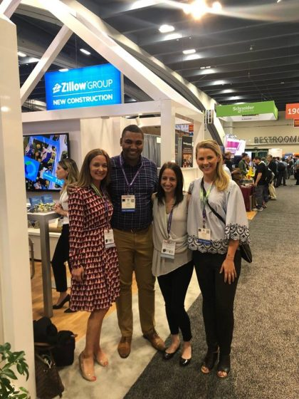 Zillow New Home Marketing Team with ONeil Interactive