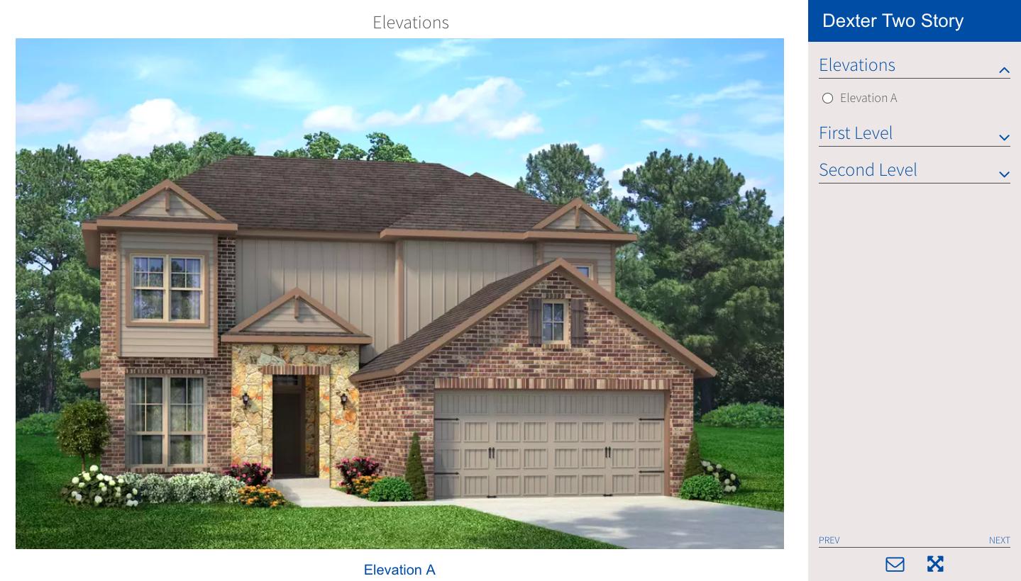 Interactive Floor Plans for Home Builders