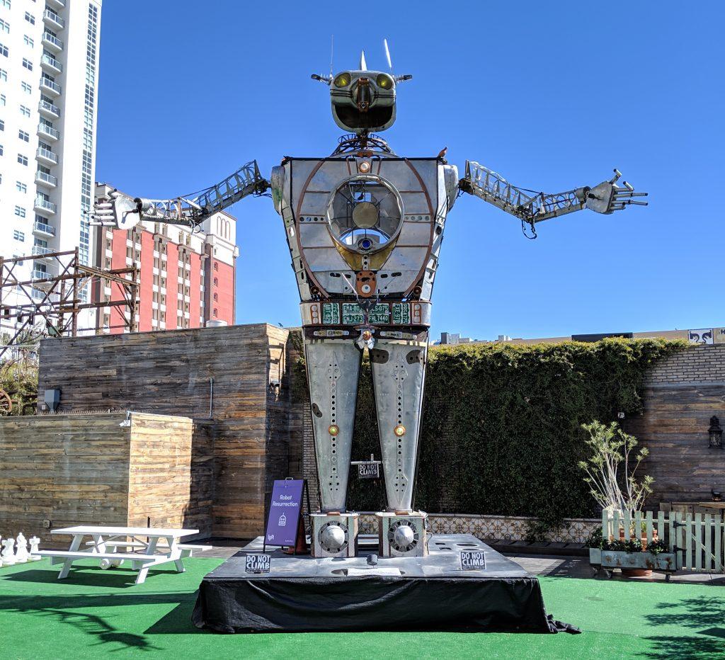Downtown Las Vegas Art